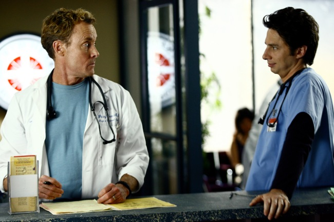 That Thing You Like #4 - Scrubs
