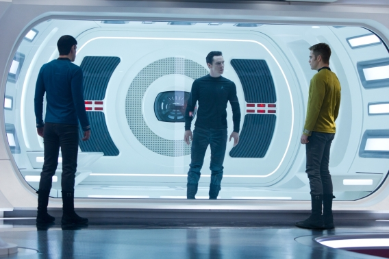 Star Trek Into Darkness - Podcast Review