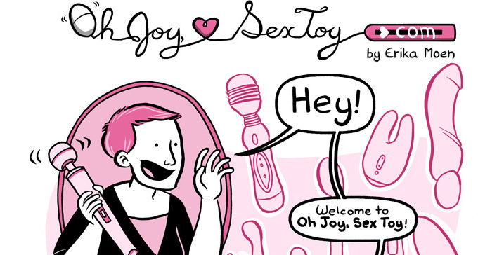 That Thing You Like Erika Moen - Oh Joy Sex Toy