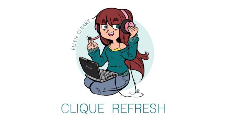 Amy T Falcone's Clique Refresh