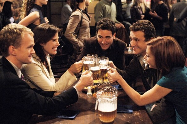How I Met Your Mother - Podcast