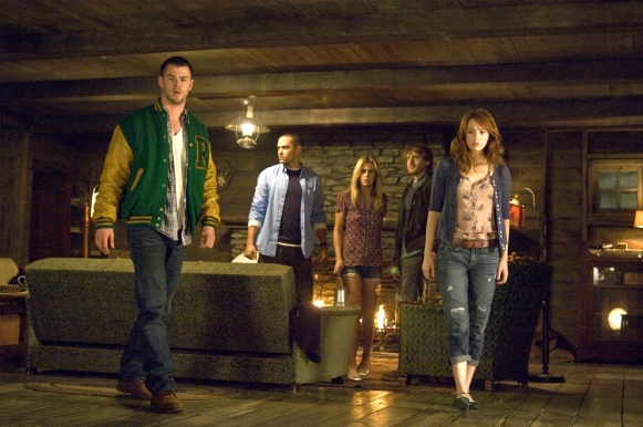 Cabin in the Woods Review