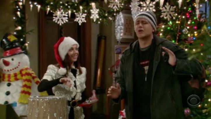 Christmas-TV!