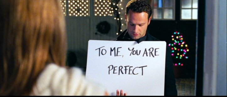 Love Actually - Not romantic?