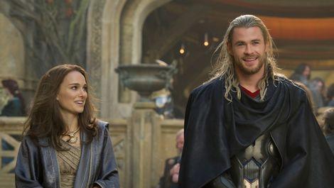 Thor: The Dark World podcast