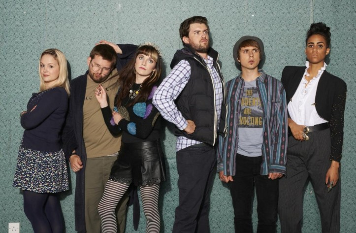 Fresh Meat - British Comedy!