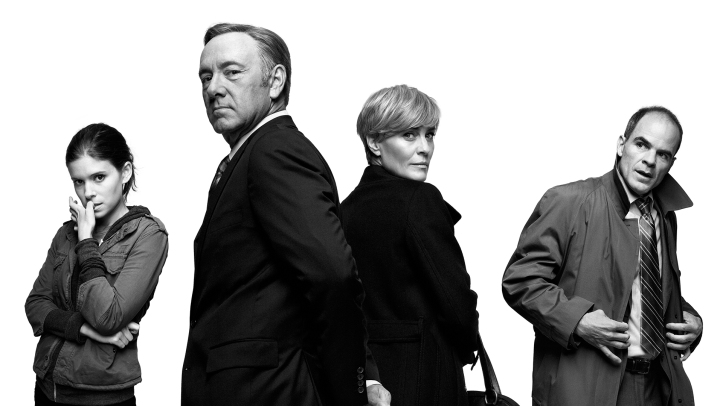 House of Cards podcast review