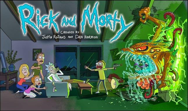 Rick-Morty-podcast