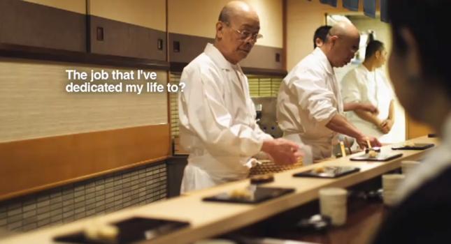 Jiro Dreams of Sushi podcast